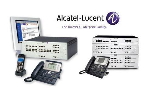 Tổng đài Alcatel Lucent