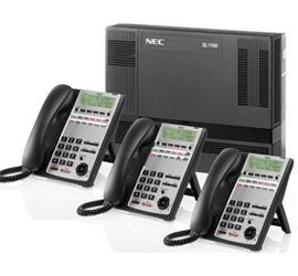 Tổng đài điện thoại NEC SL1000-4-8