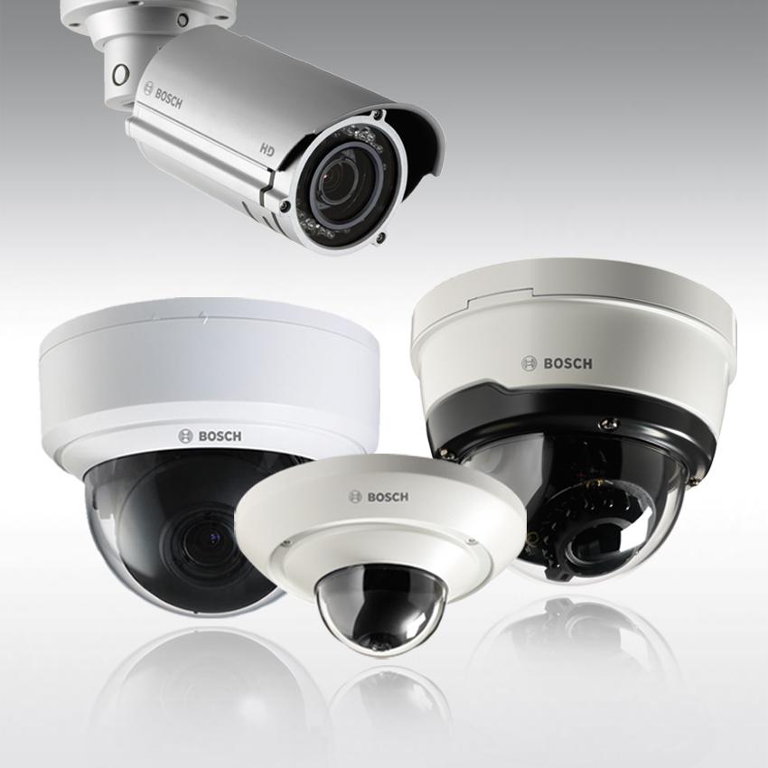 Thiết bị camera CCTV Bosch