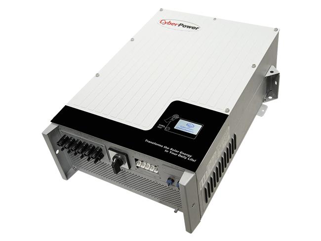 Solar Inverter – Năng lượng mặt trời